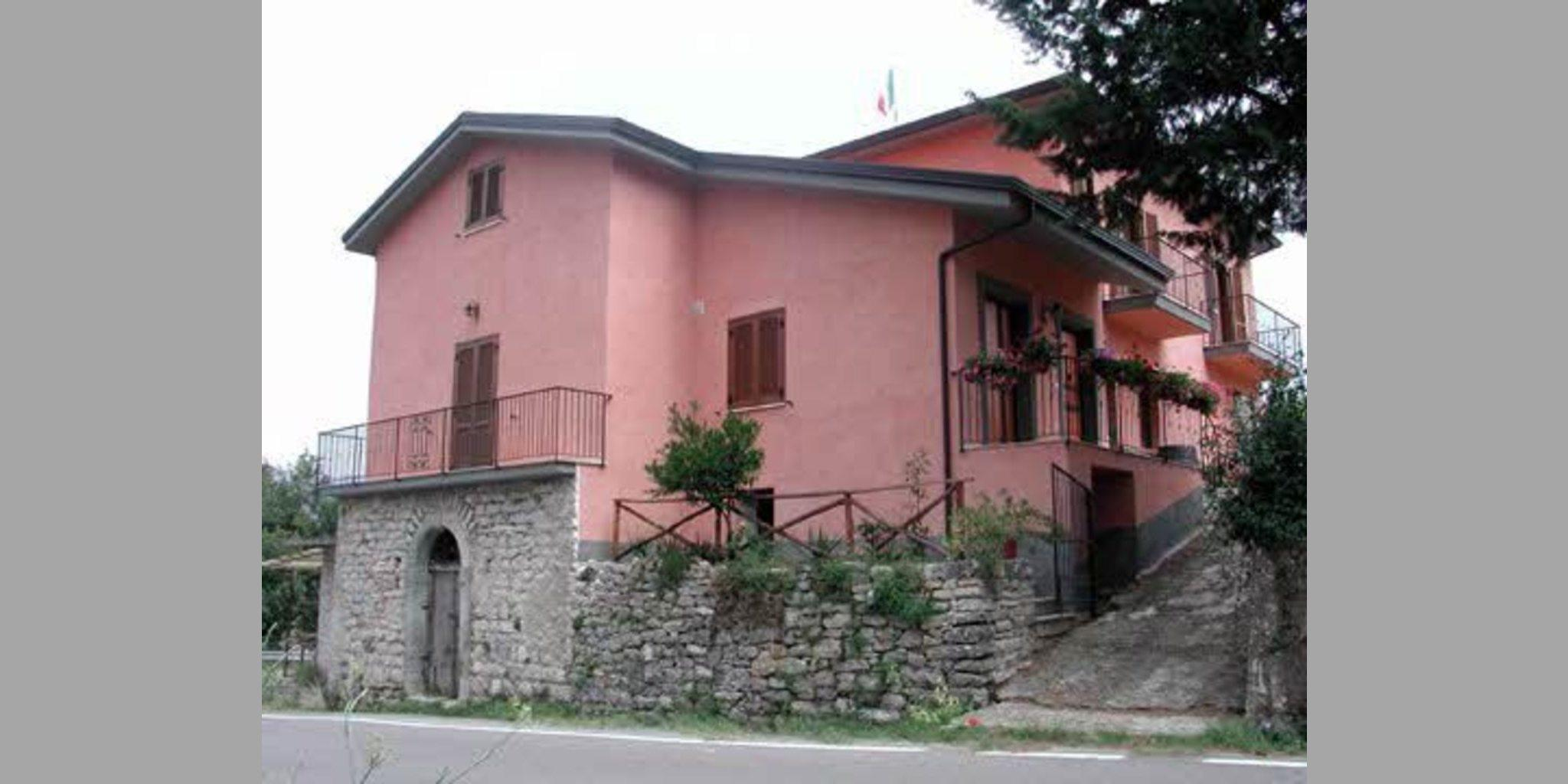 Bed & Breakfast Roccadaspide - Isca