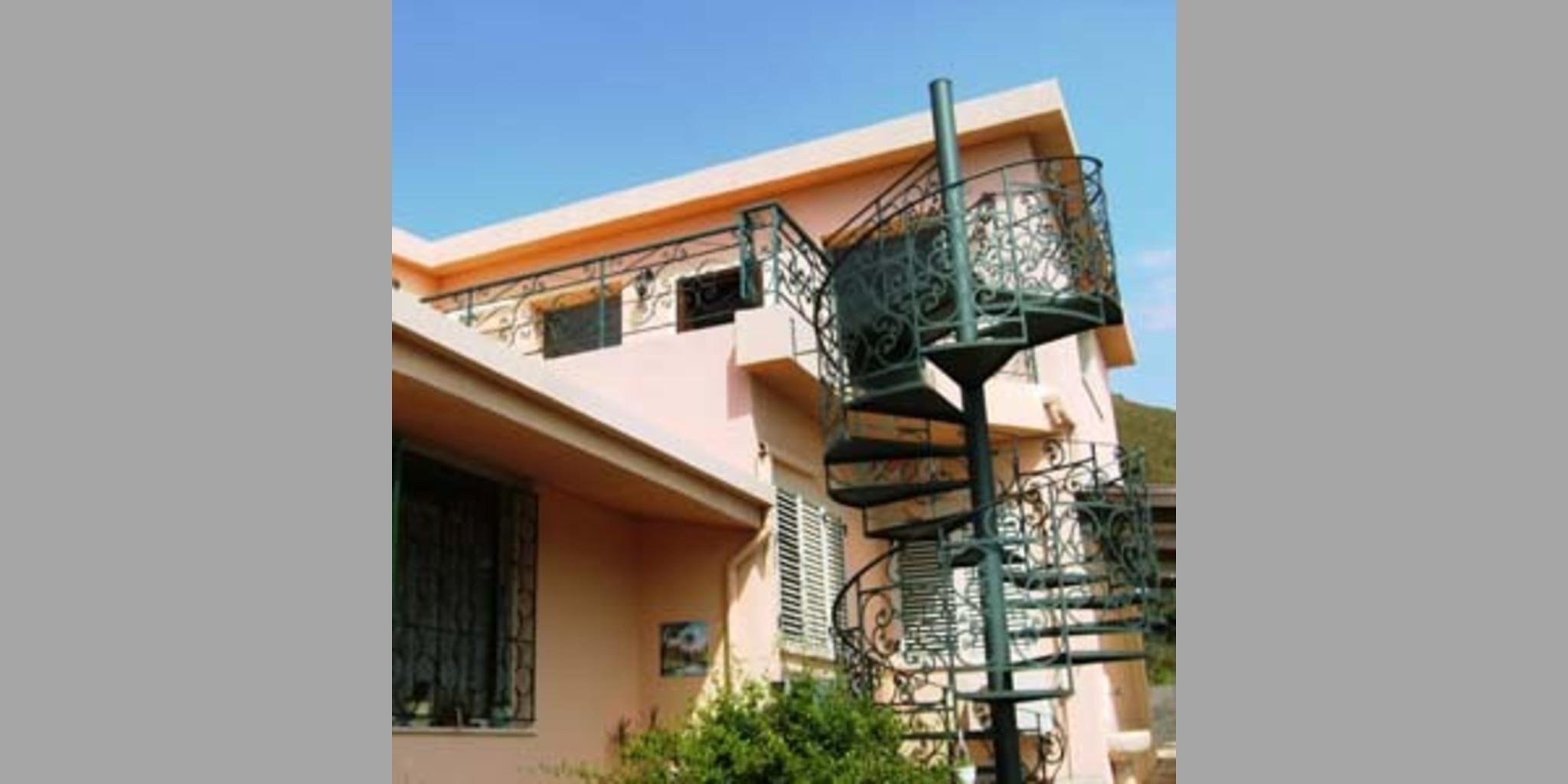 Ferienwohnung Villa San Giovanni - Santa Trada