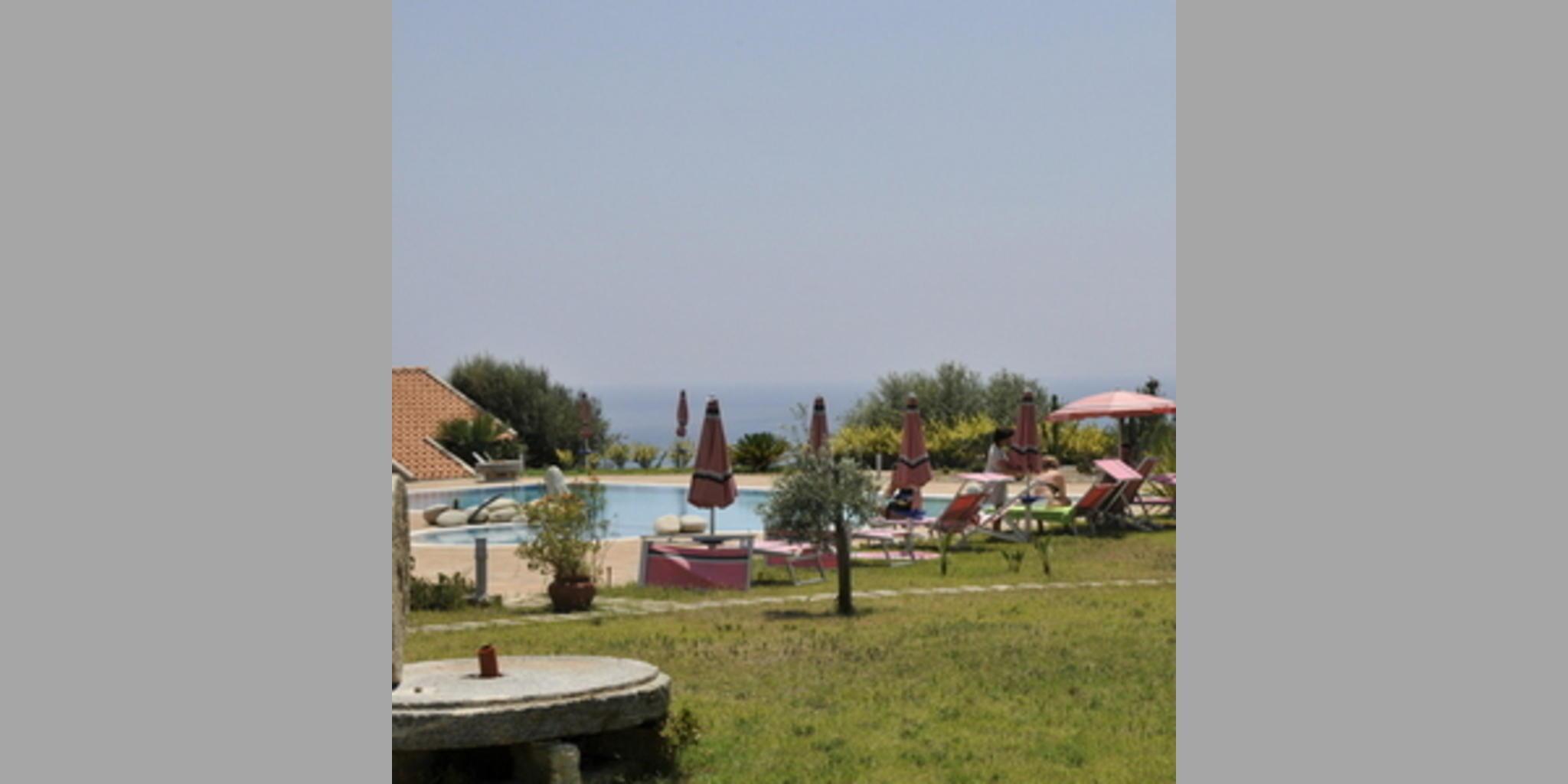Farmhouse Borgia - Borgo Piazza