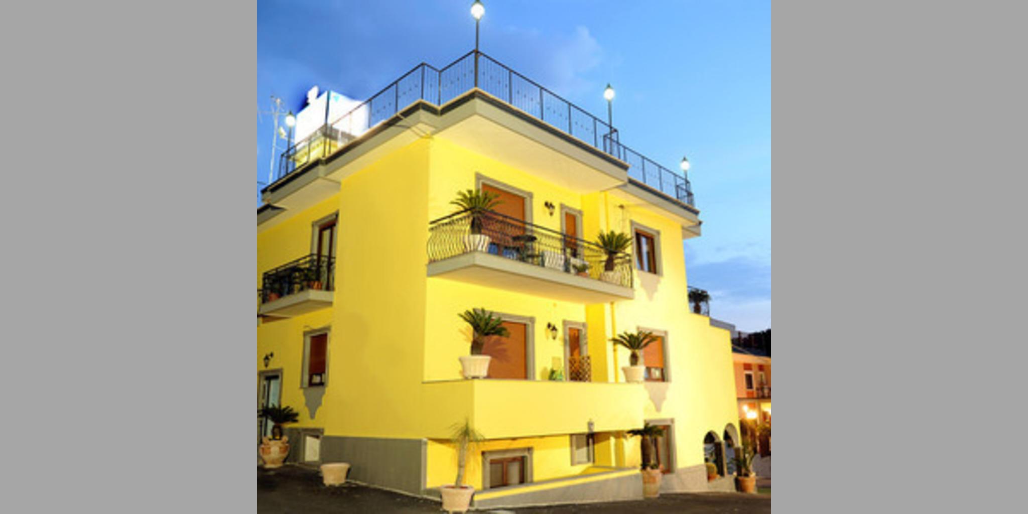 Hotel Pozzuoli - Montenuovo