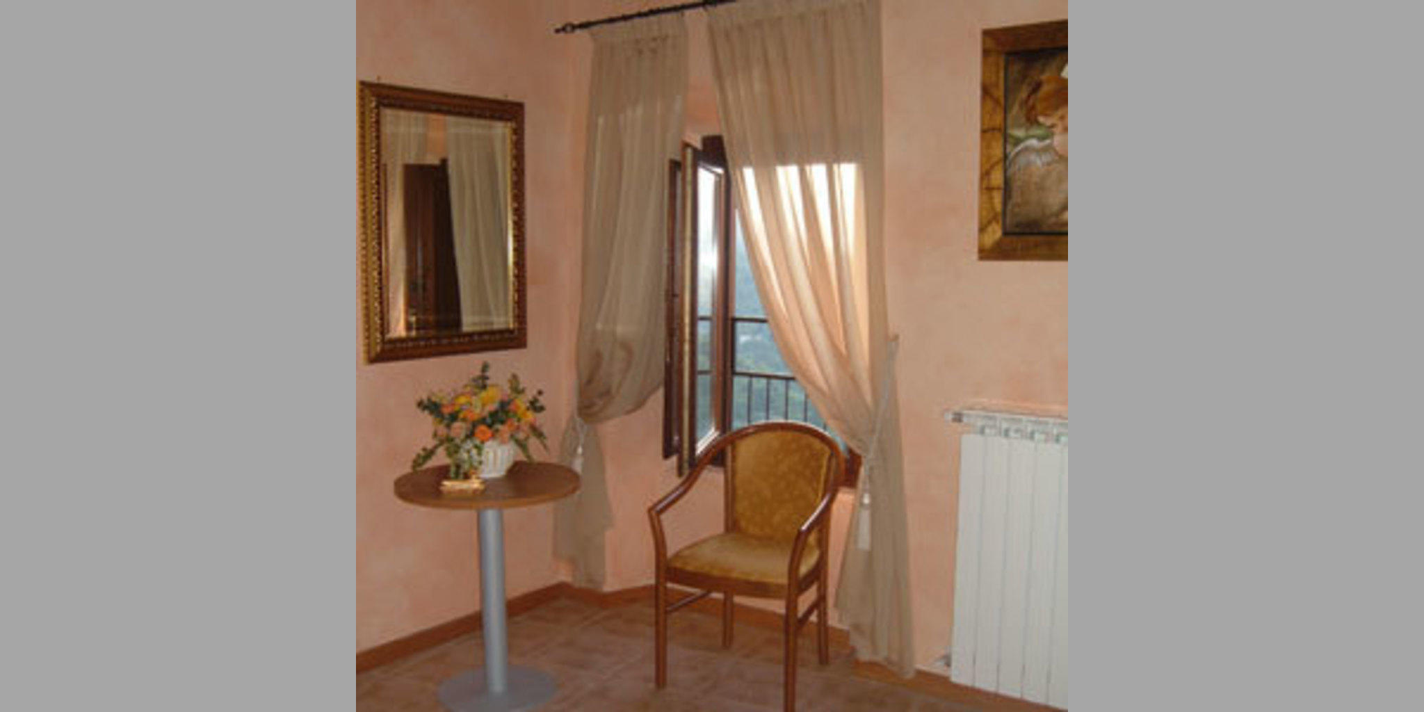 Bed & Breakfast Anticoli Corrado - Olivella 2