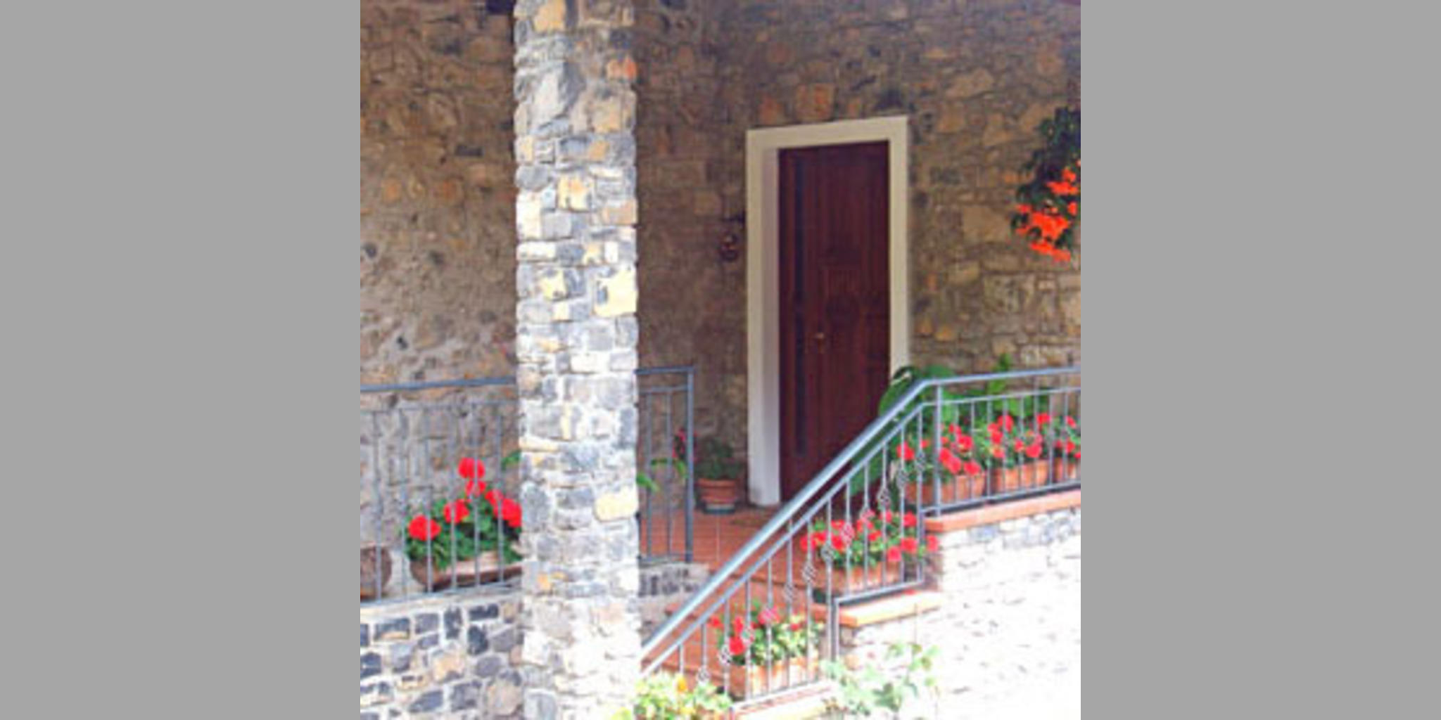 Bed & Breakfast Valvestino - Porta