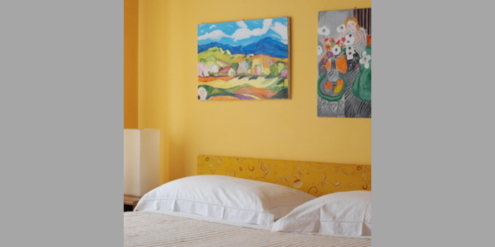 Bed & Breakfast Marino - Ortensie