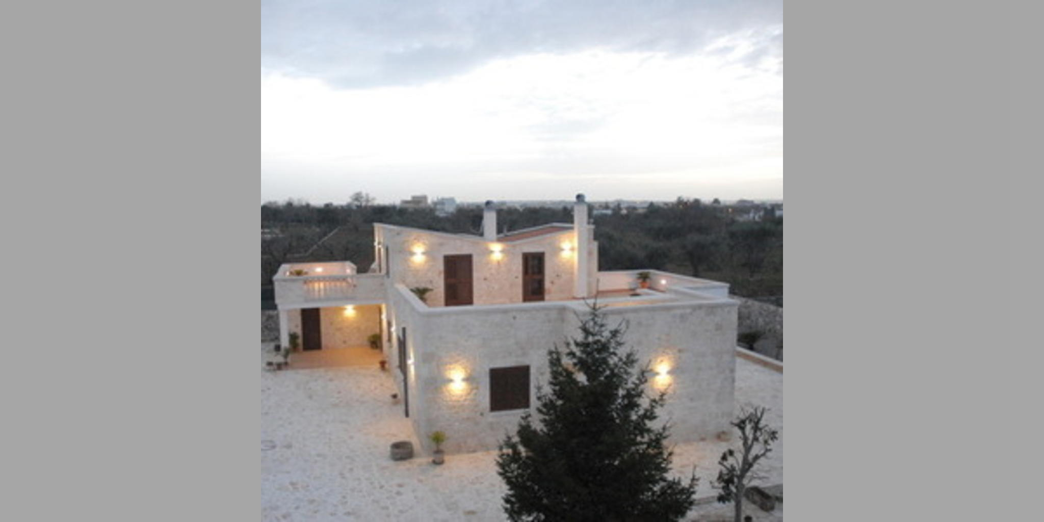 Bed & Breakfast Alberobello - Malvischi