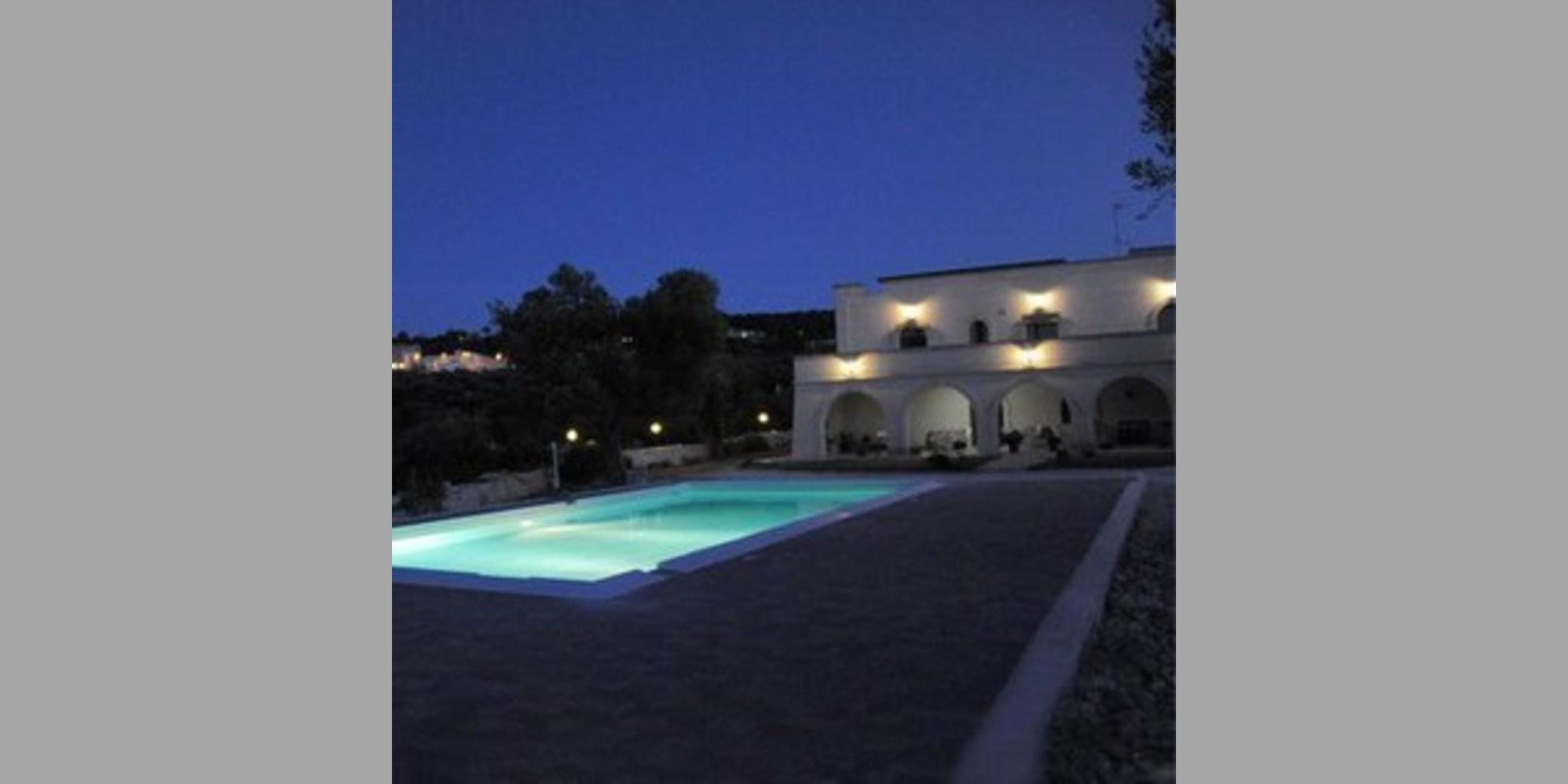 Bed & Breakfast Ostuni - Li Cuti