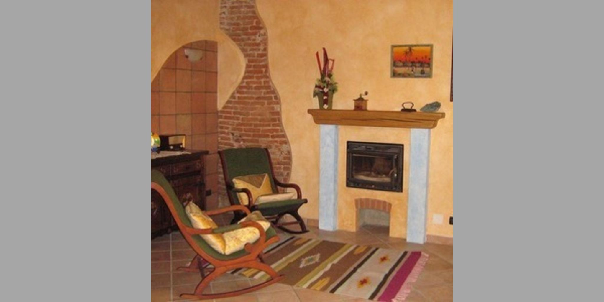 Bed & Breakfast Front - Canavese