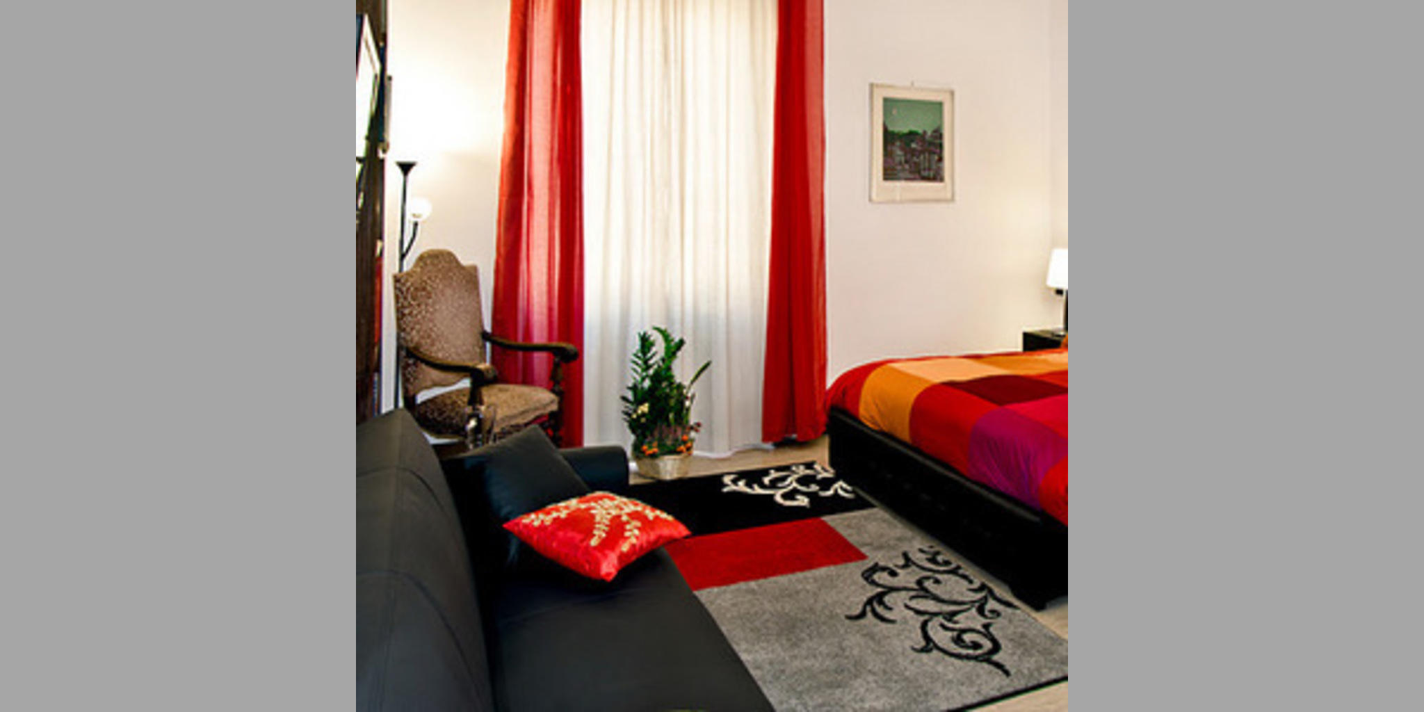 Bed & Breakfast Roma - Vaticano  Cola Di Rienzo_A