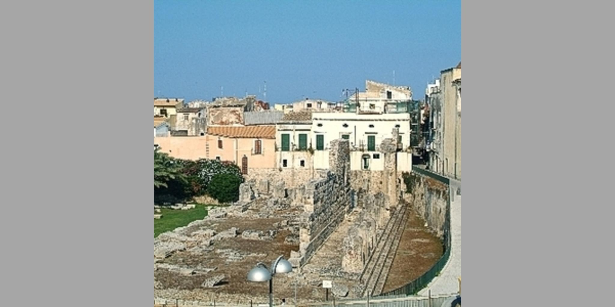 Bed & Breakfast Siracusa - Ortigia_A