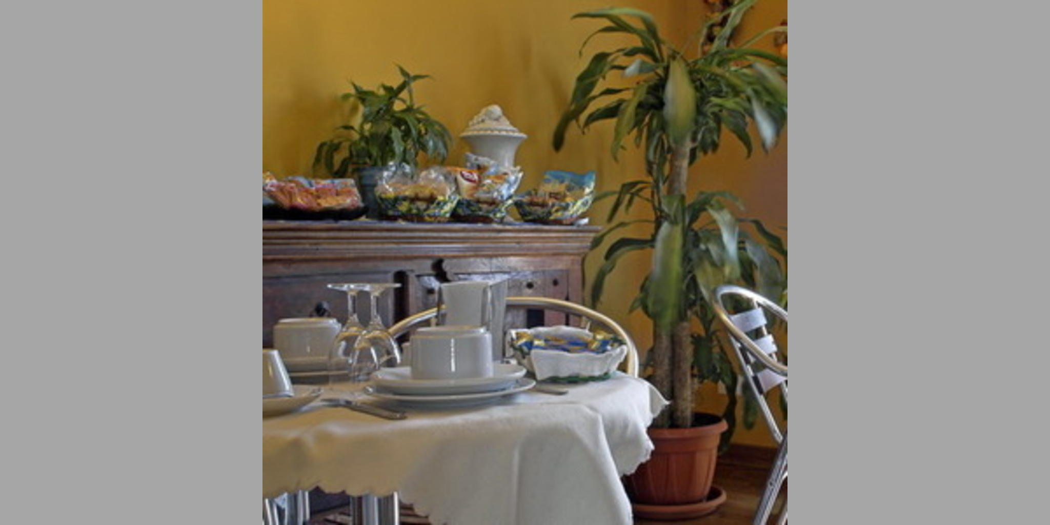 Bed & Breakfast Palermo - Aprile
