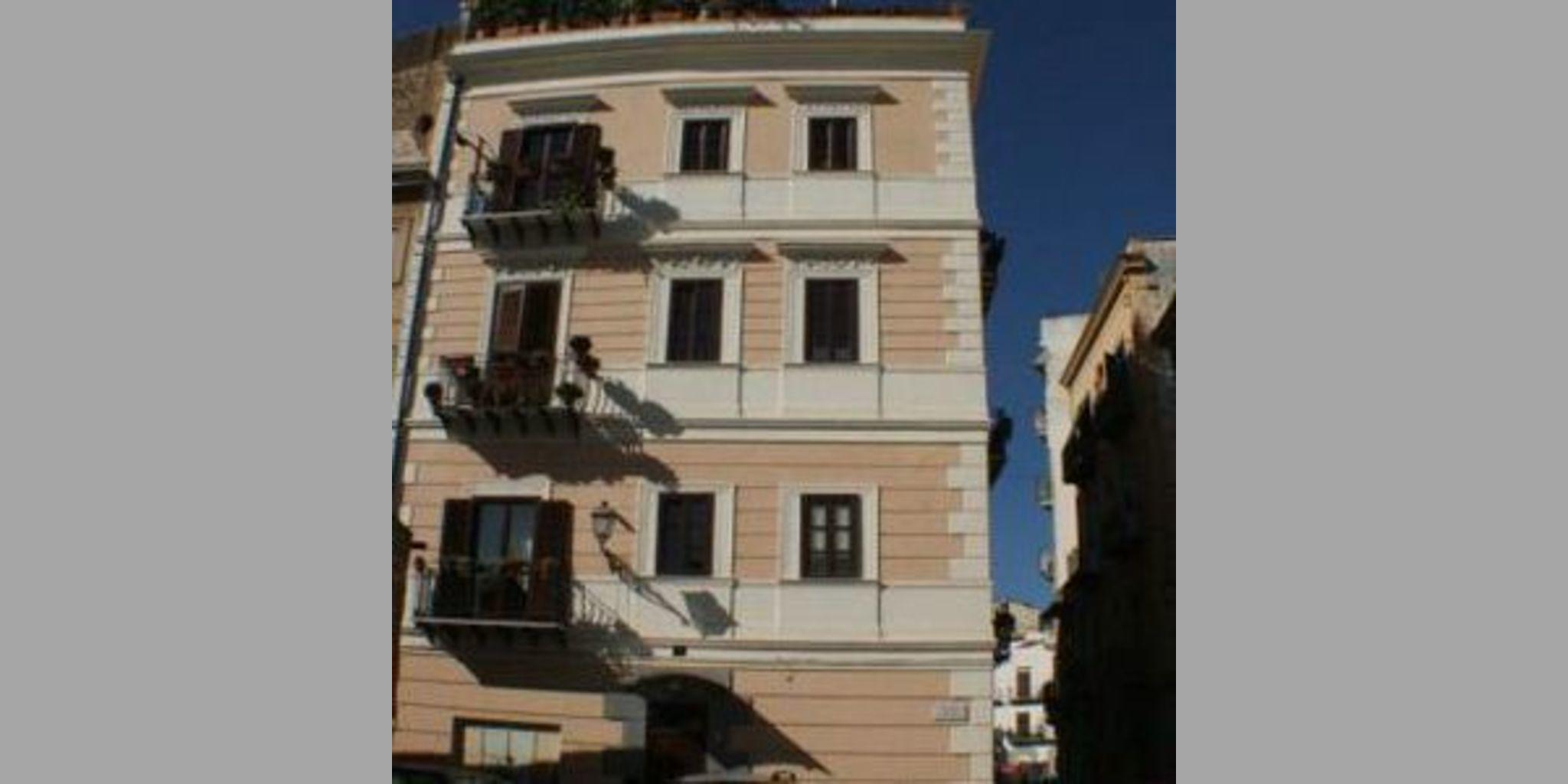 Ferienwohnung Palermo - Gioiamia
