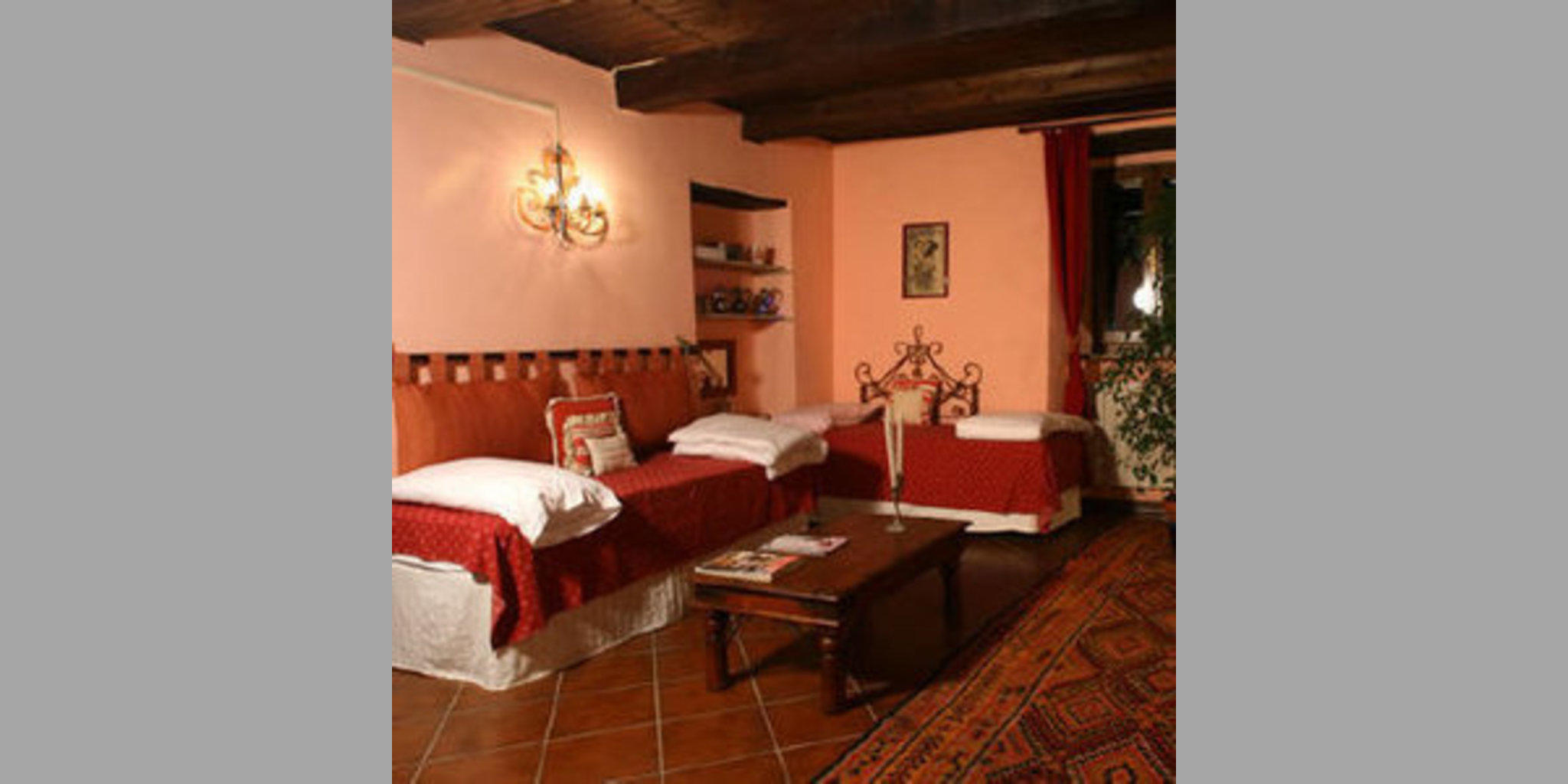 Bed & Breakfast Gallicano - Trassilico