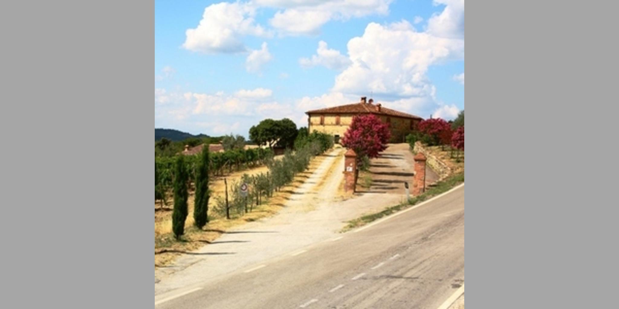 Casa Rural Siena - Siena_Chianti
