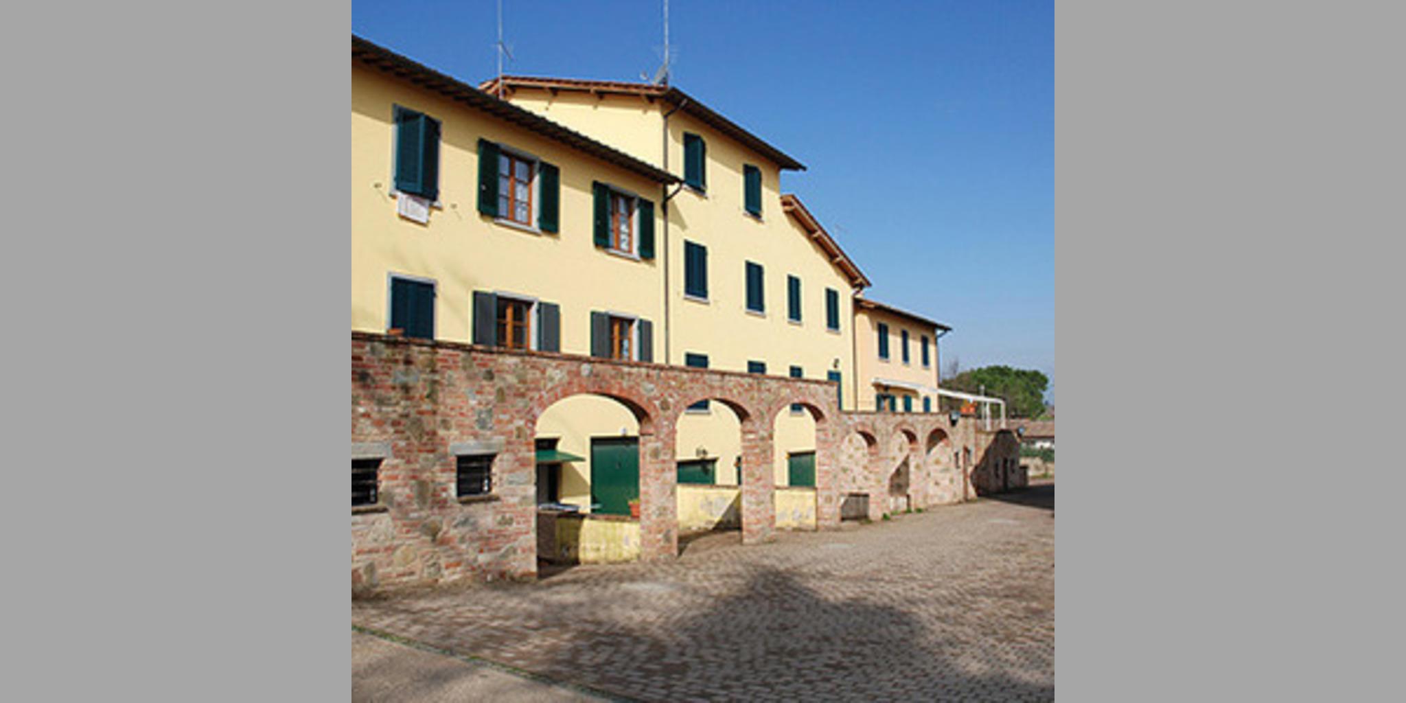 Ferienwohnung Marciano Della Chiana - Pescaia