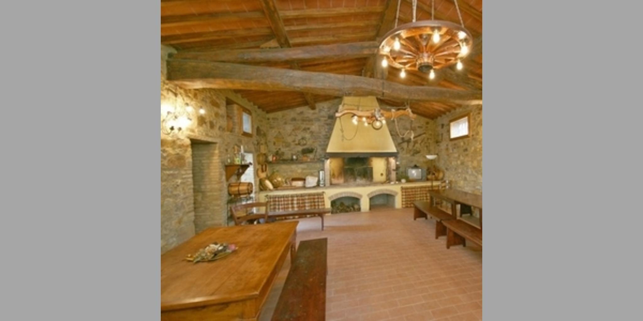 Agriturismo Tavarnelle Val Di Pesa - San Donato In Poggio_A