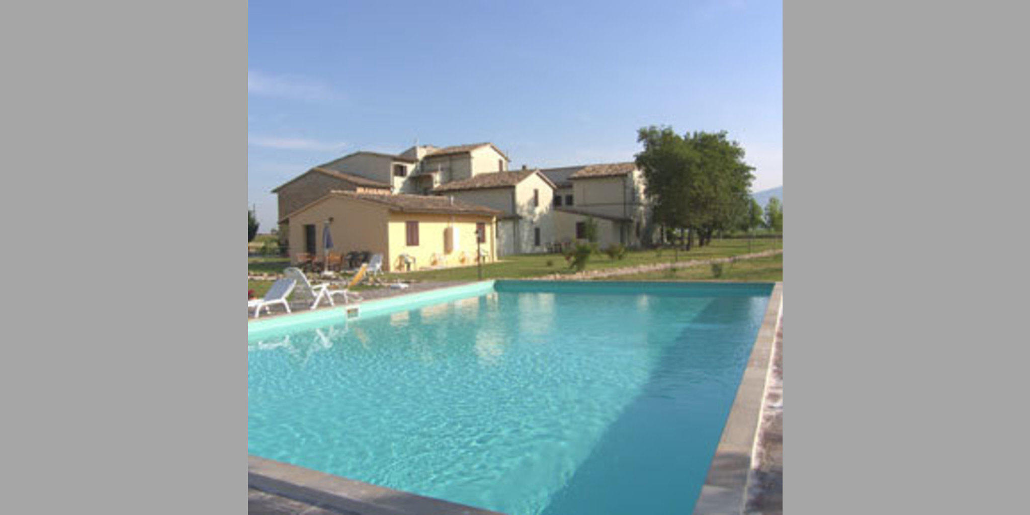 Bed & Breakfast Bevagna - Vocabolo Cantone