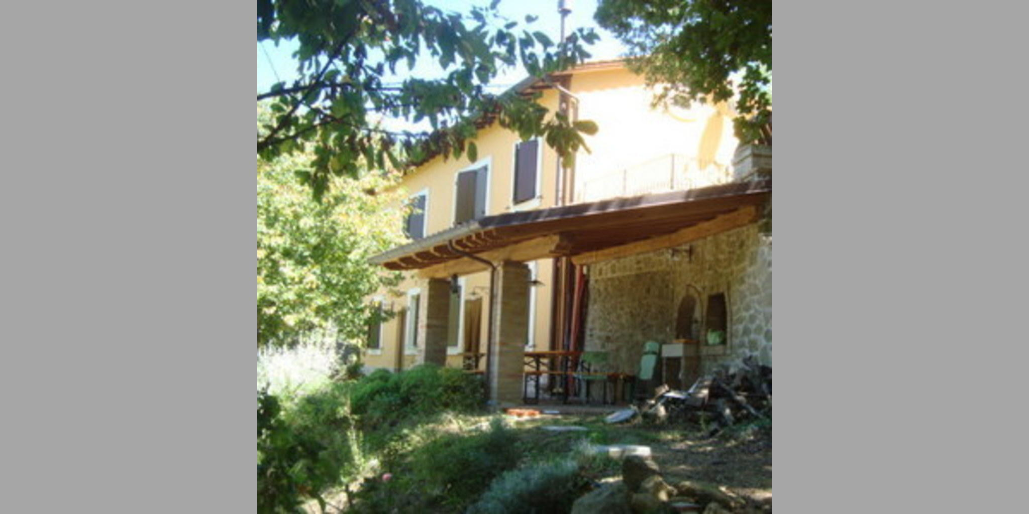 Farmhouse Bettona - Bettona_San Bernardino