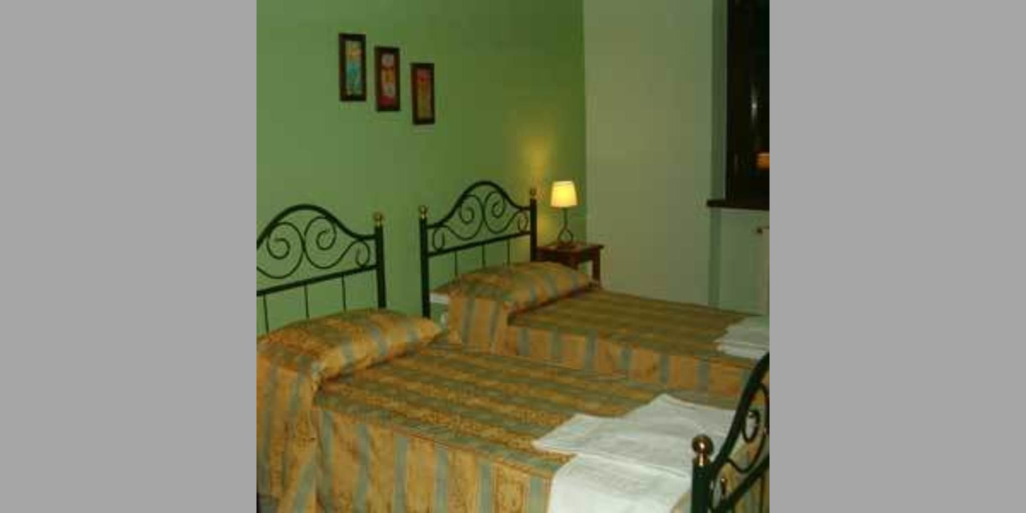 Bed & Breakfast Nocciano - Collina