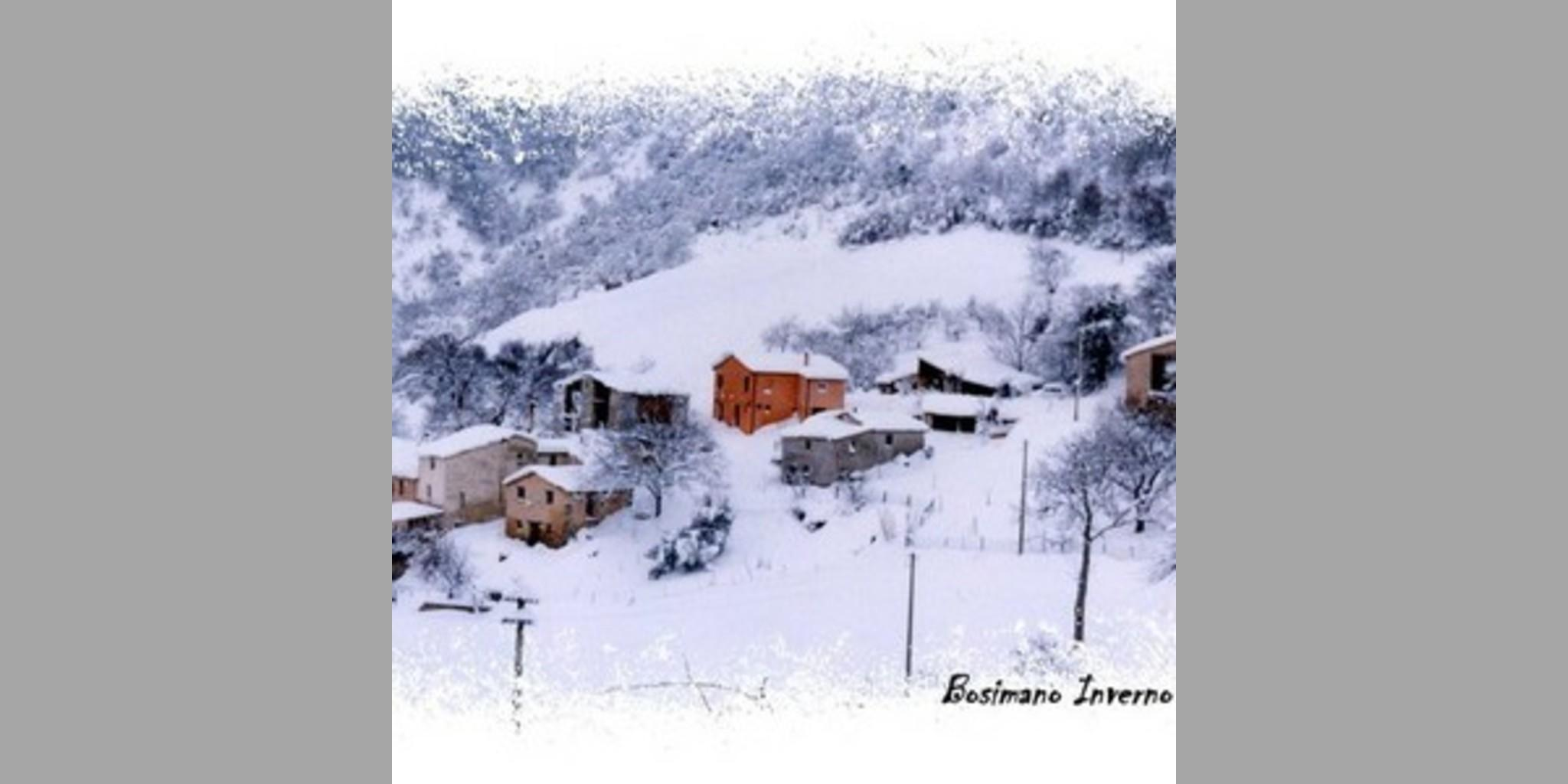 Ferienwohnung Arcevia - Bosimano