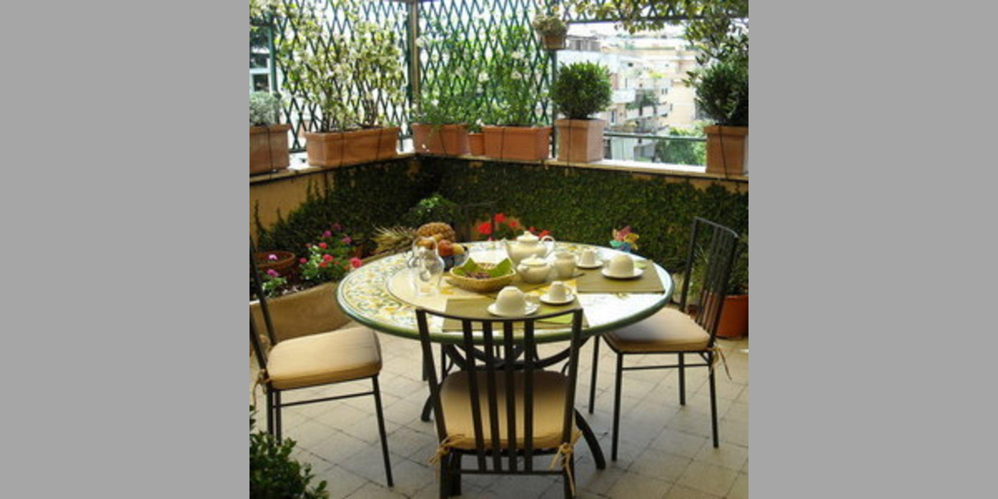 Bed & Breakfast Roma - Monteverde_C