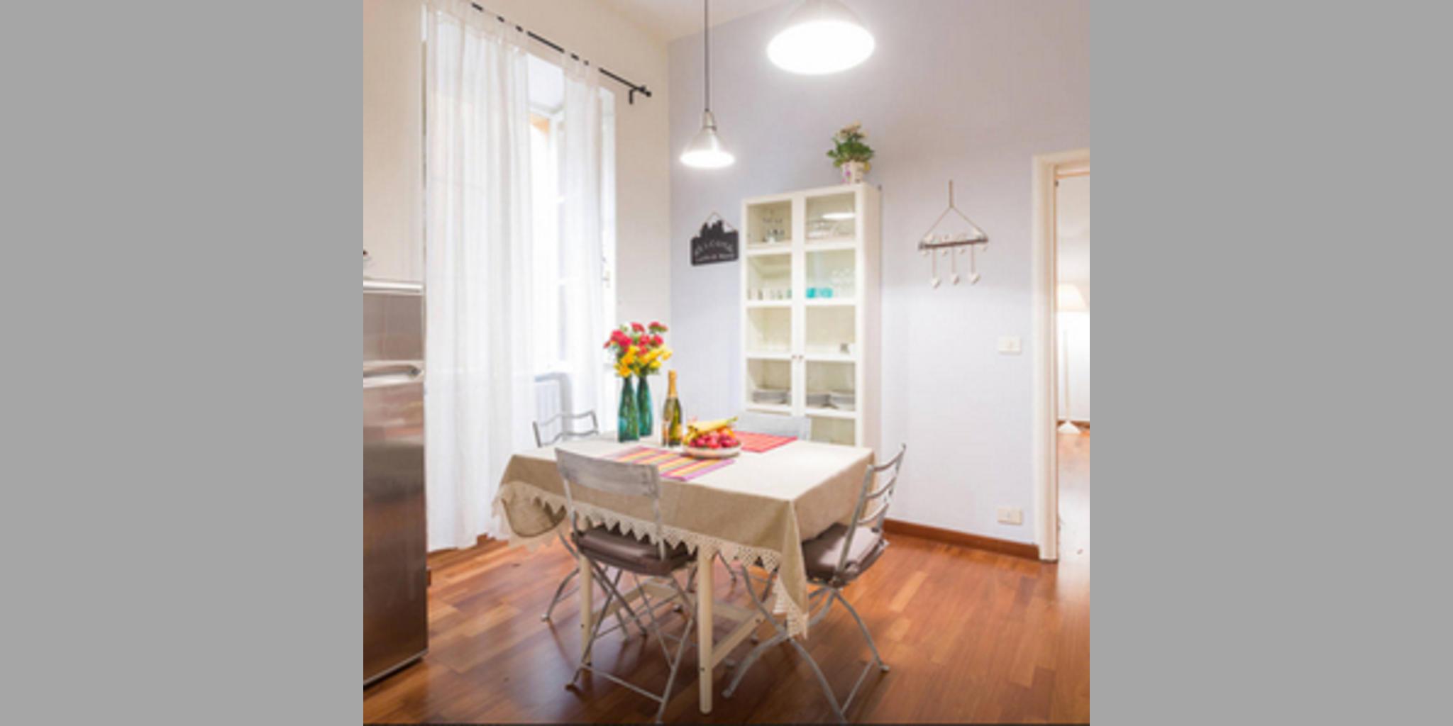 Ferienwohnung Roma - Casa Trastevere