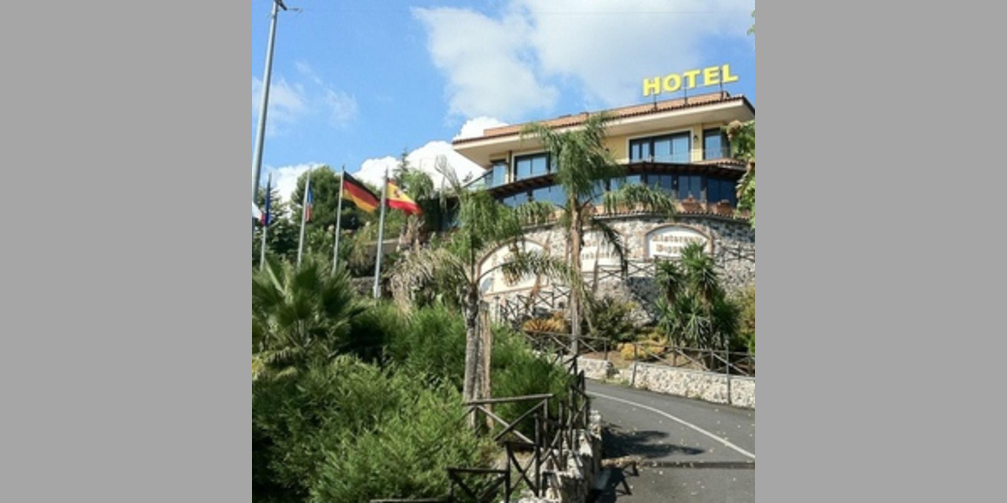 Hotel Zafferana Etnea - Zafferana