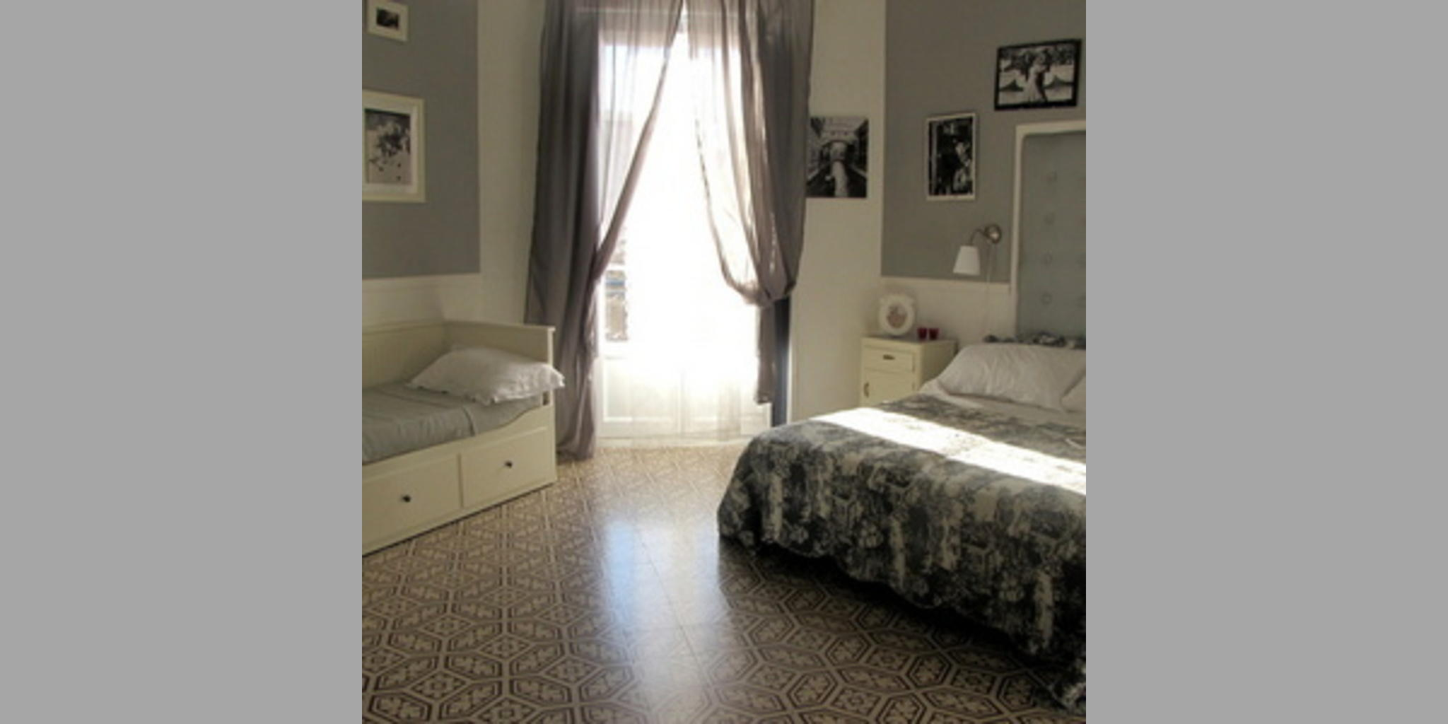 Bed & Breakfast Palermo - Palermo_Borzi