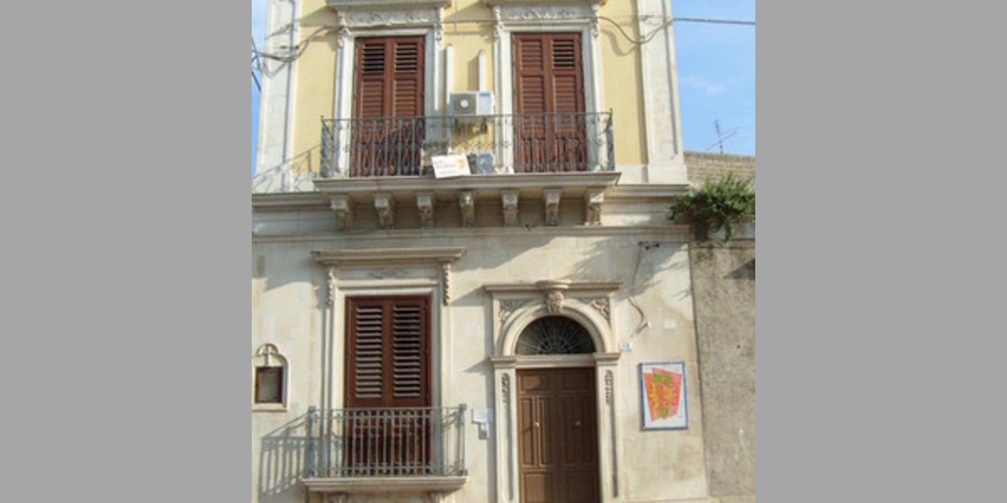 Bed & Breakfast Avola - Avola_Centro