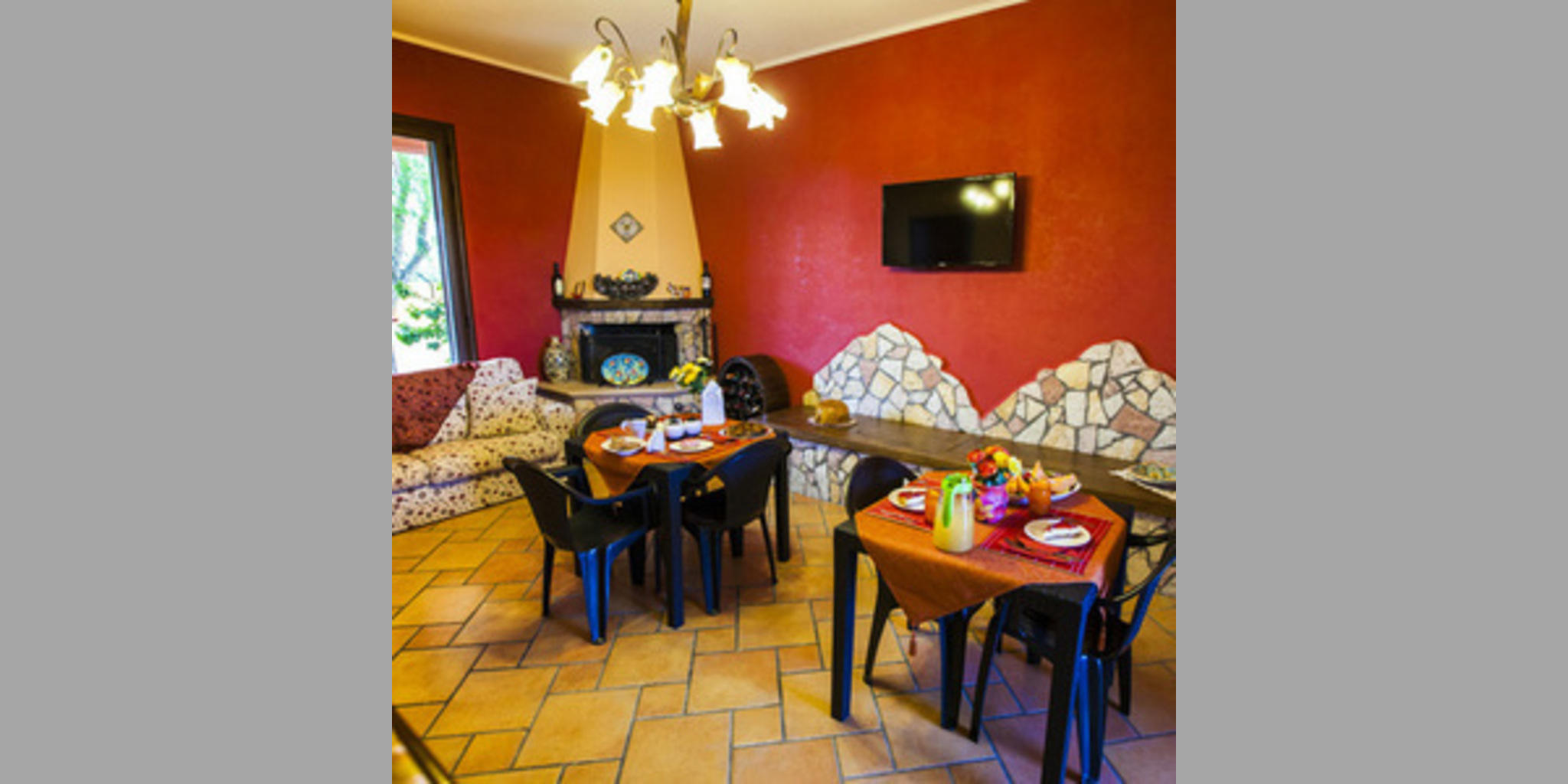 Bed & Breakfast Trapani - Fontanasalsa