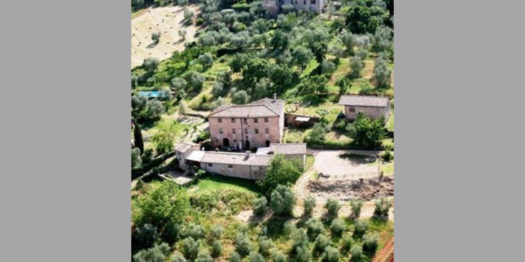 Farmhouse Sovicille - A Sovicille
