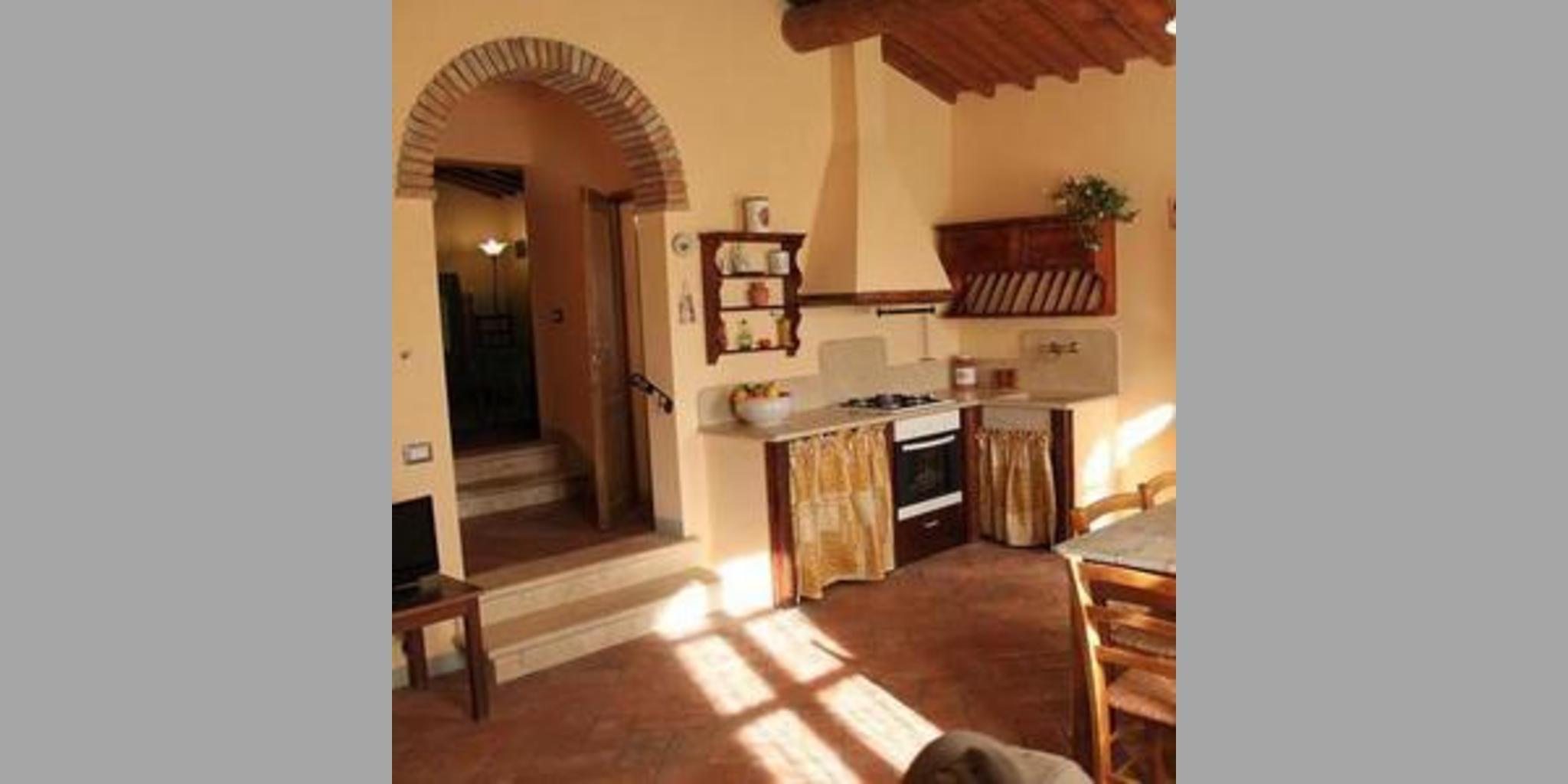 Appartamento San Gimignano - Chianti_San Gimignano_B