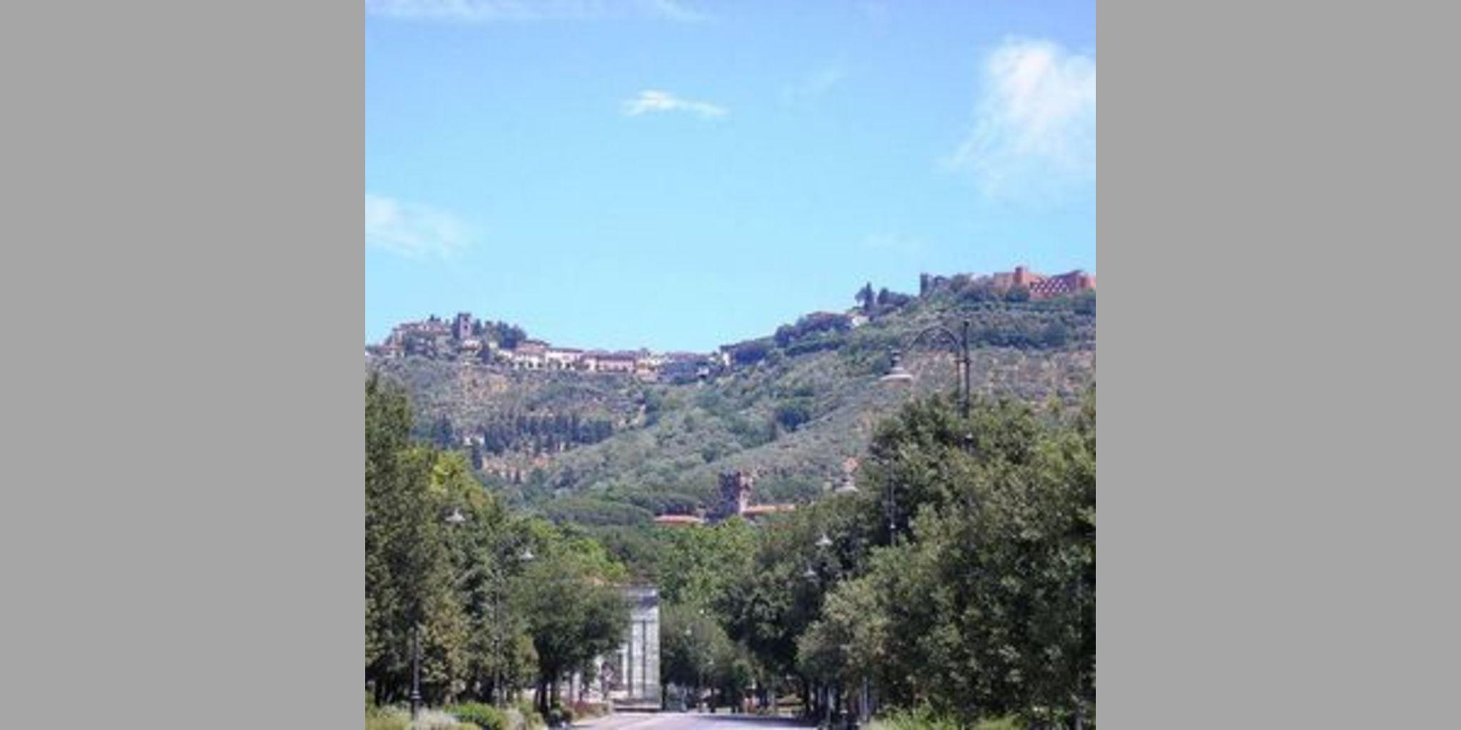 Appartamento Montecatini terme - Montecatini Alto