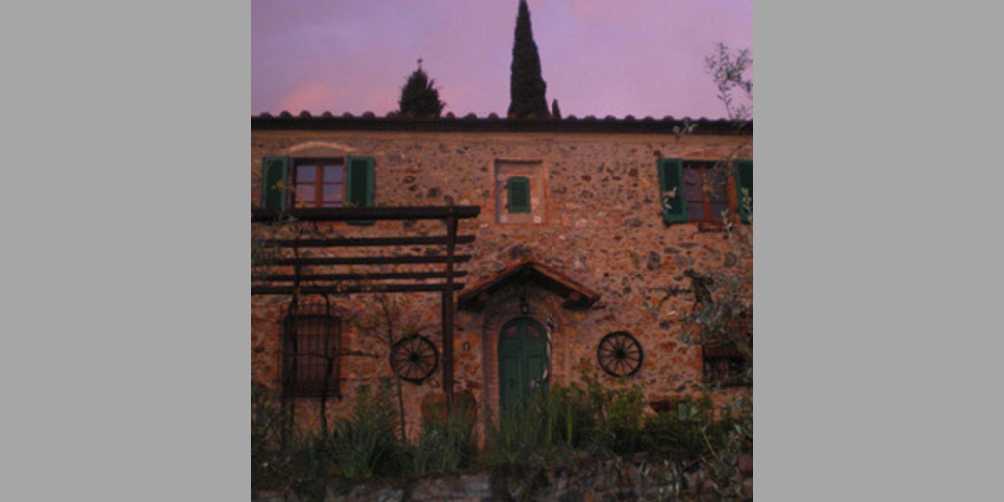 Bed & Breakfast Montaione - Santuario Della Pietrina