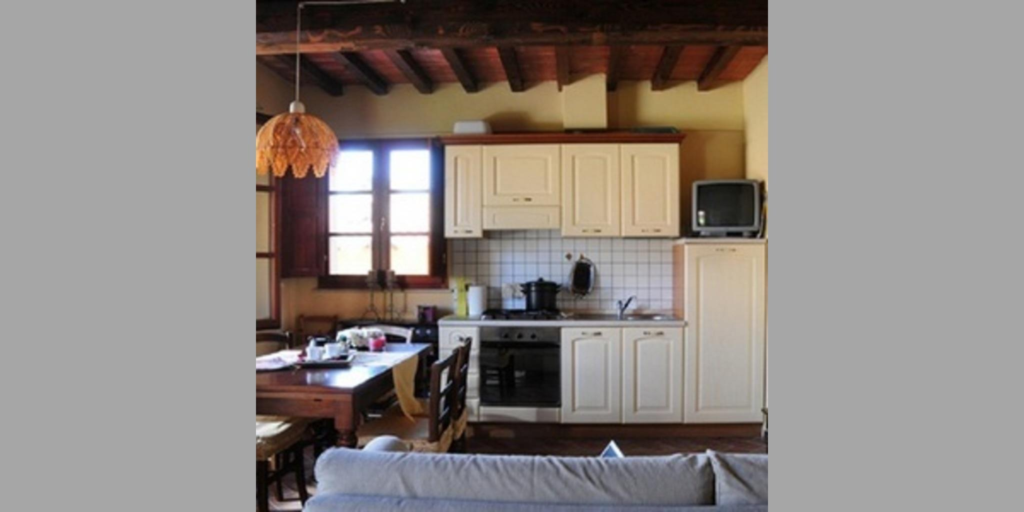 Appartamento Gambassi Terme - Casa Vacanze Ecce Homo