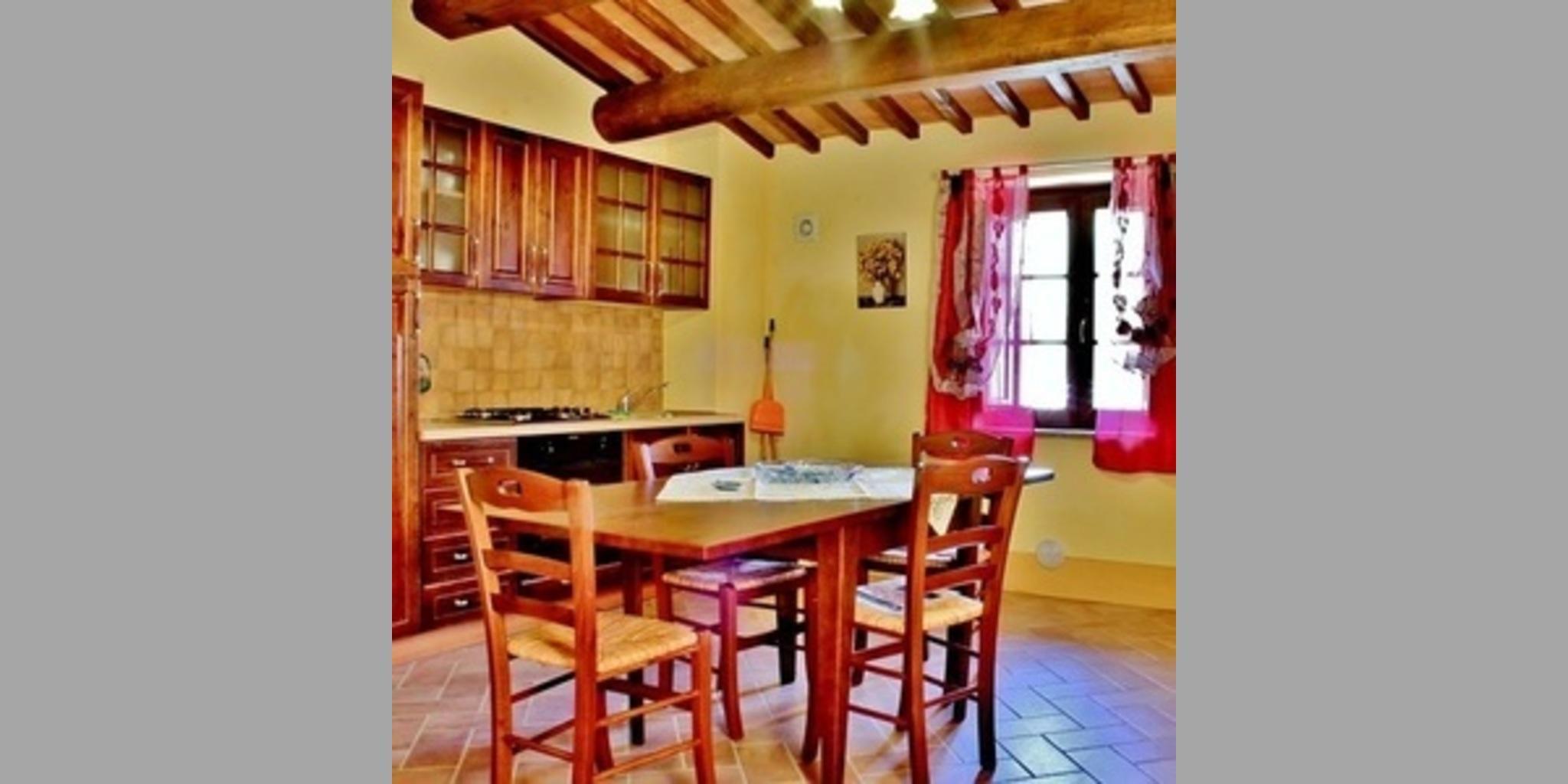Apartment Radicofani - In Agriturismo A Radicofani
