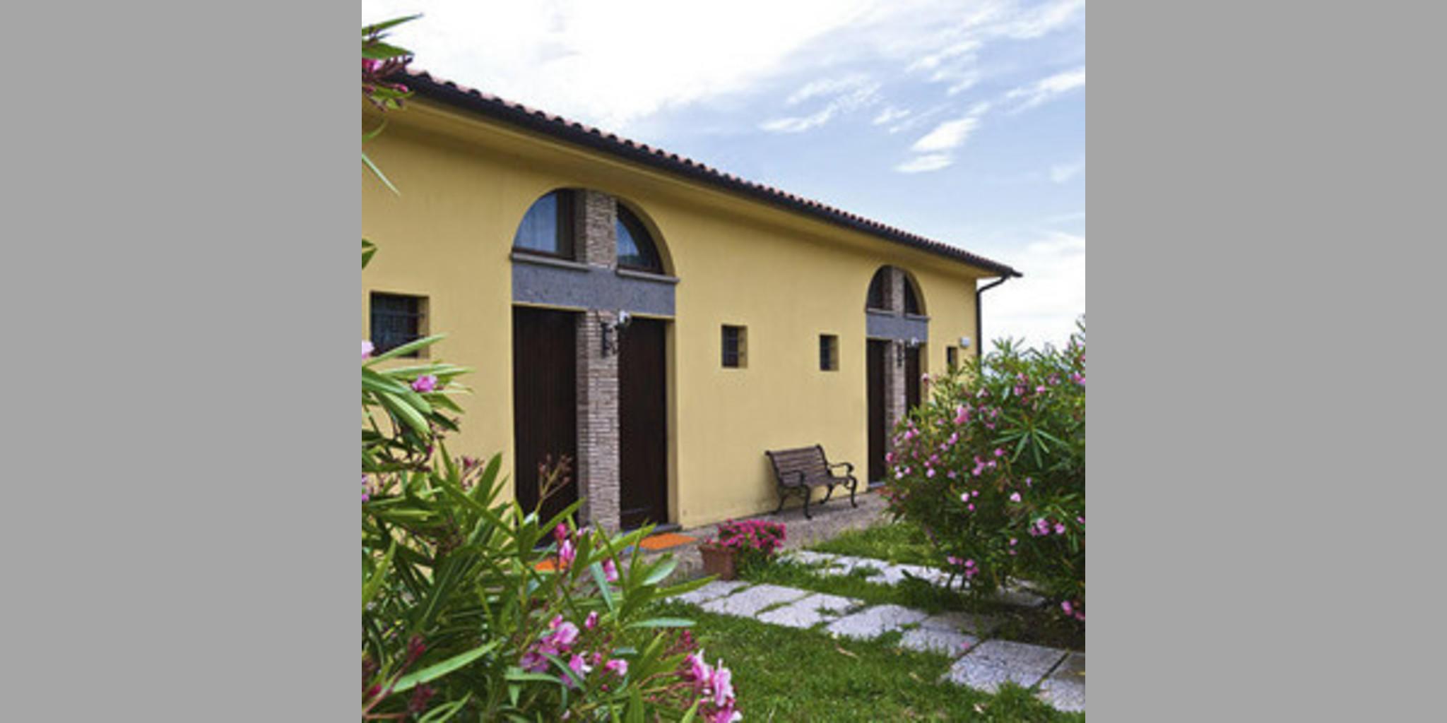 Appartamento Passignano Sul Trasimeno - Casa Vacanza Trecine_A