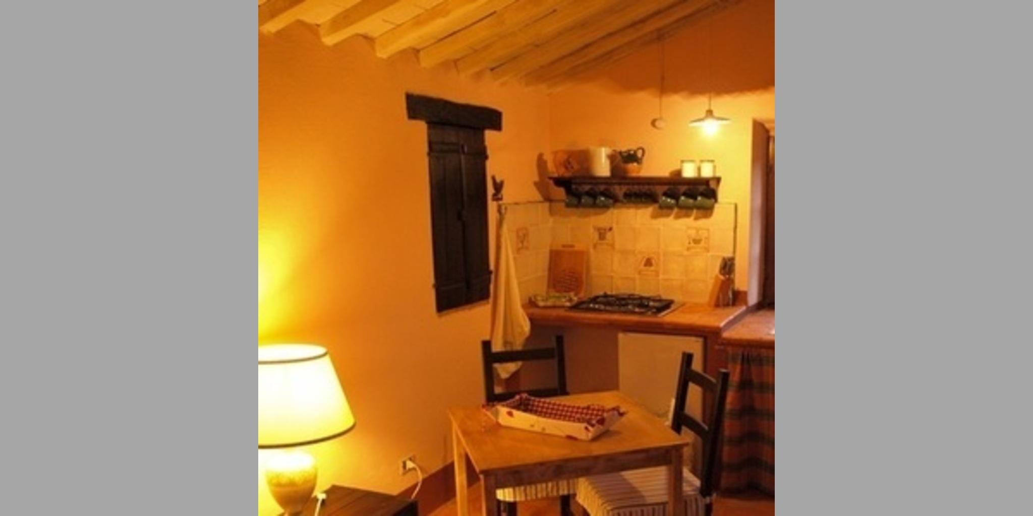 Bed & Breakfast Porano - Settecamini 13