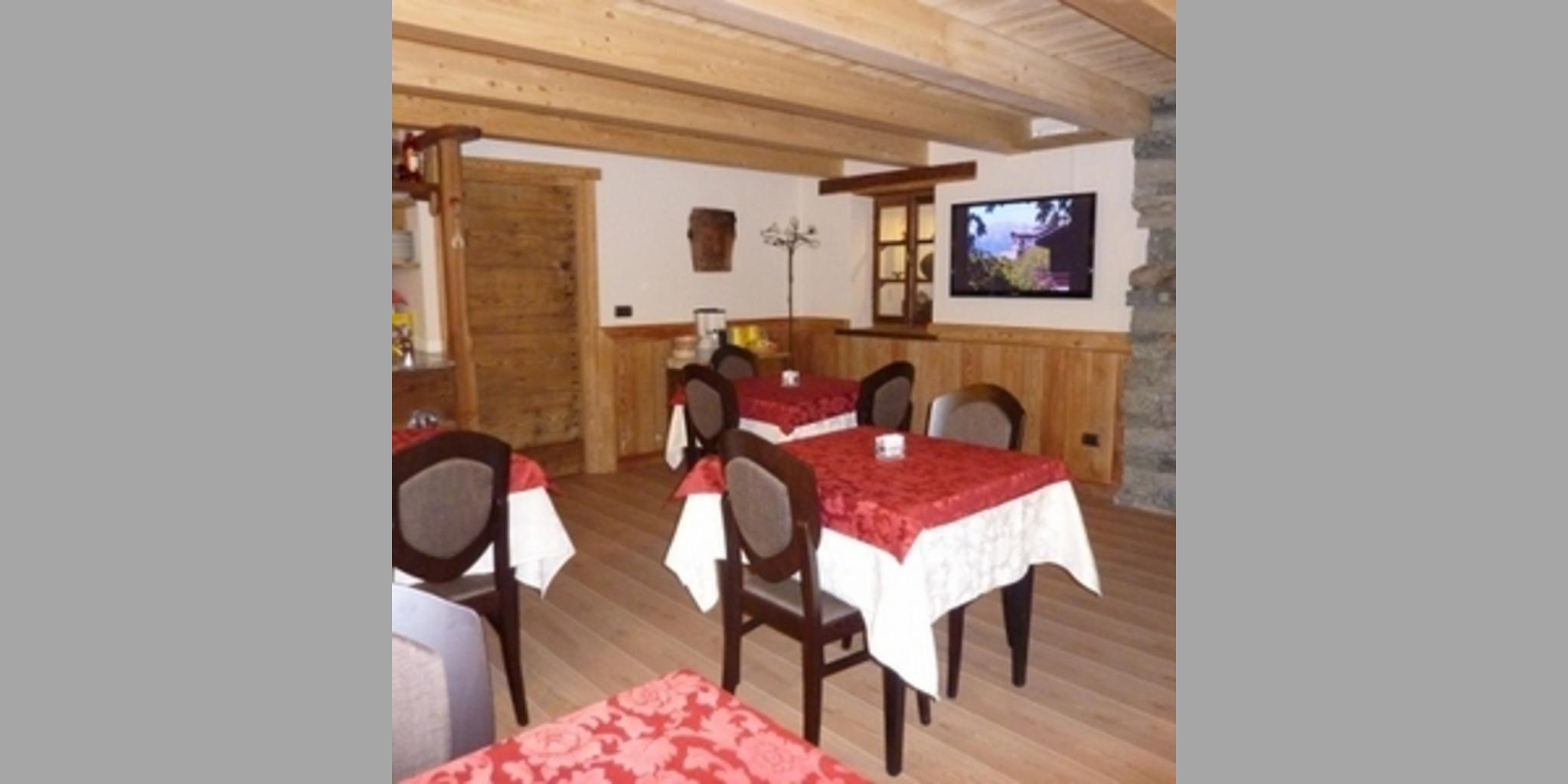 Bed & Breakfast Ayas - Champoluc