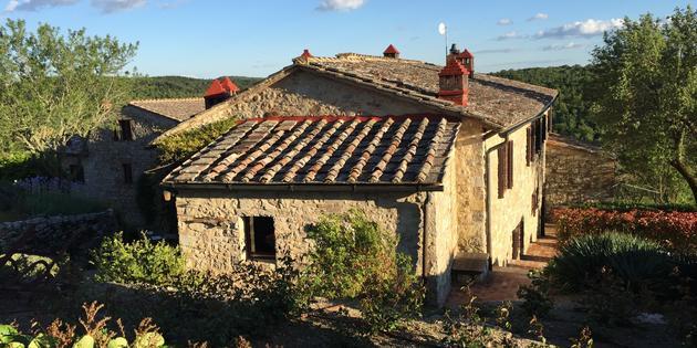 Agriturismo Castellina In Chianti - Chianti_A