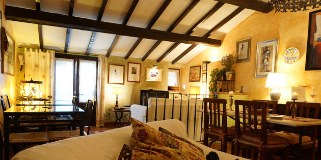 Bed & Breakfast Massa Martana - Vocabolo Casamonti