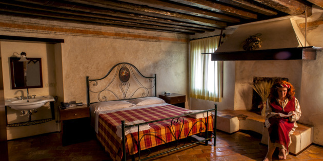 Bed & Breakfast Correzzola - Foret