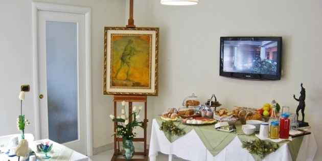 Bed & Breakfast Pompei - Lepanto1