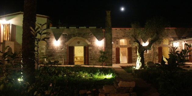 Bed & Breakfast Minervino Di Lecce - Masseria _Dell'ulivo_A