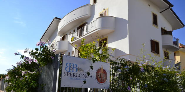 Bed & Breakfast Sperlonga - Riviera D'ulisse