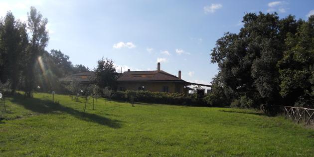 Ferienbauernhof Fiumicino - Tragliatella