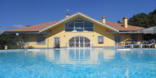 Casa Rural Fiumicino - Tragliatella