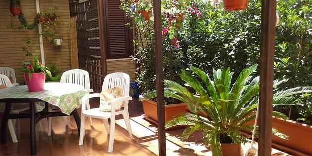 Ferienwohnung Roma - Prati Scipioni B