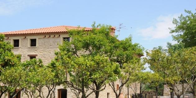 Ferienwohnung Ceraso - Santa Barbara