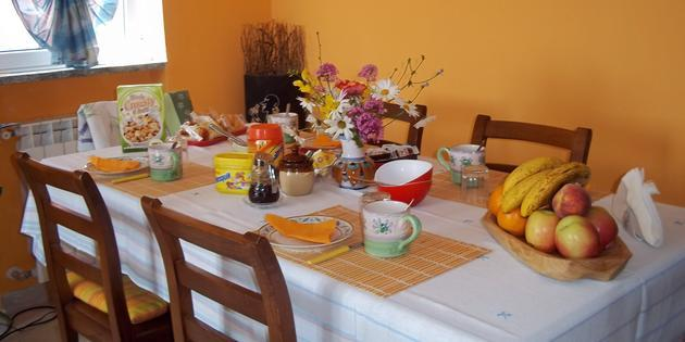 Bed & Breakfast Vezzi Portio - Vilmar
