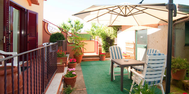 Bed & Breakfast Massa Lubrense - Sorrentina