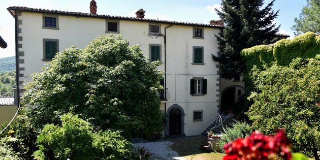 Farmhouse Lisciano Niccone - In Villa Vicino Lago Trasimeno
